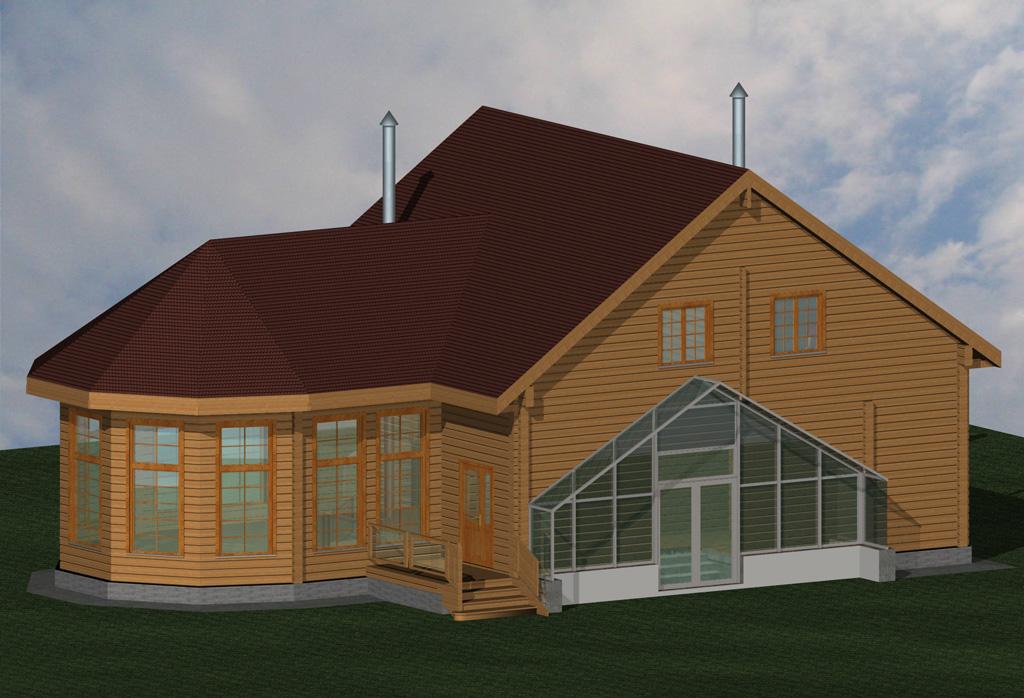 Чем небольшой дом лучше большого?