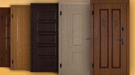 Выбор дверей в Киеве