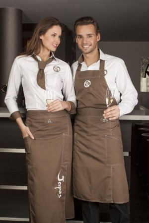 Какую униформу выбирают работники малого и среднего