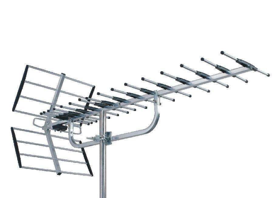Нюансы установки дециметровой антенны