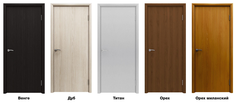 Пластиковые двери KAPELLI для помещений с повышенной влажностью