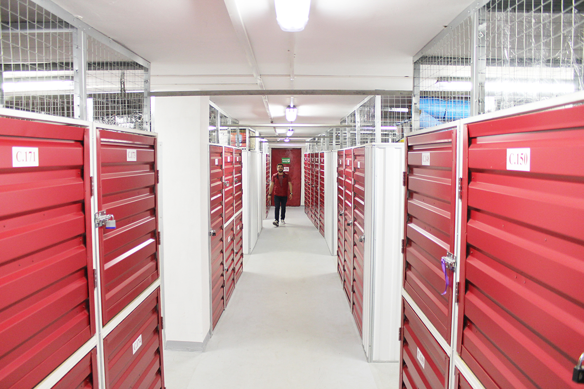 Аренда бокса для хранения вещей: суть и преимущества услуги